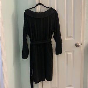 Black Eloquii dress